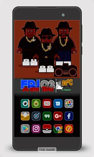 UNEKKO ICON PACK - screenshot