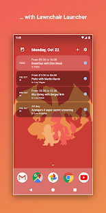 Calendar Widget by Home Agenda 🗓 Screenshot