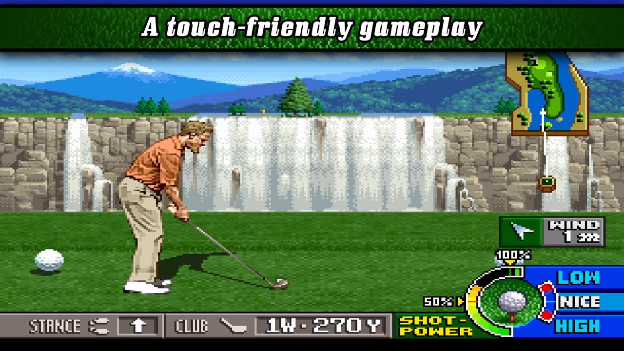 NEO TURF MASTERS Screenshot 8