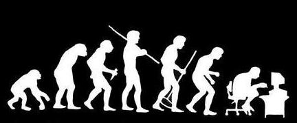 Van Homo Sapiens naar Homo Sedentarius