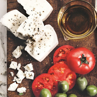 "Dairy-Free Almond Feta ""Cheese"""