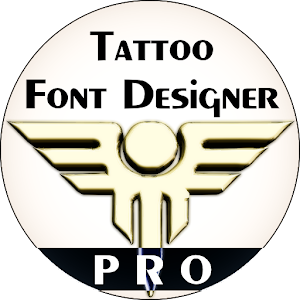 Tattoo Font Designer Pro For PC / Windows 7/8/10 / Mac – Free Download