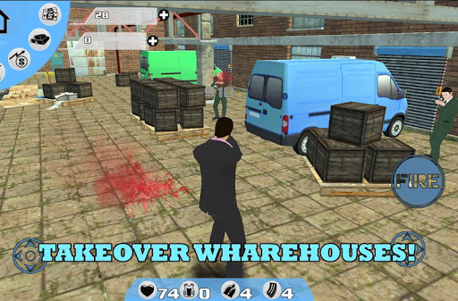 San Andreas Crime Combat - screenshot
