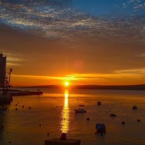by Luka Milevoj - Landscapes Sunsets & Sunrises ( istra, istria, sunset )