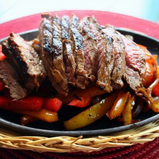 The Best Steak Fajitas