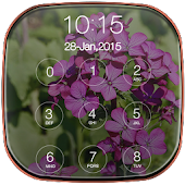 Spring Password Lockscreen APK for Bluestacks