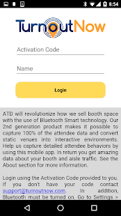 ATD Exhibitor App - screenshot