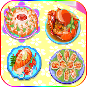 Fish Maker & Cooking Games