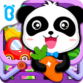 Download Baby Panda's Supermarket APK to PC