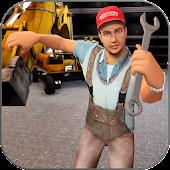 Game Mechanic: Excavator && Crane APK for Kindle