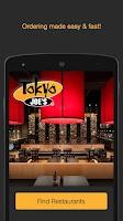 Screenshot of Tokyo Joe's
