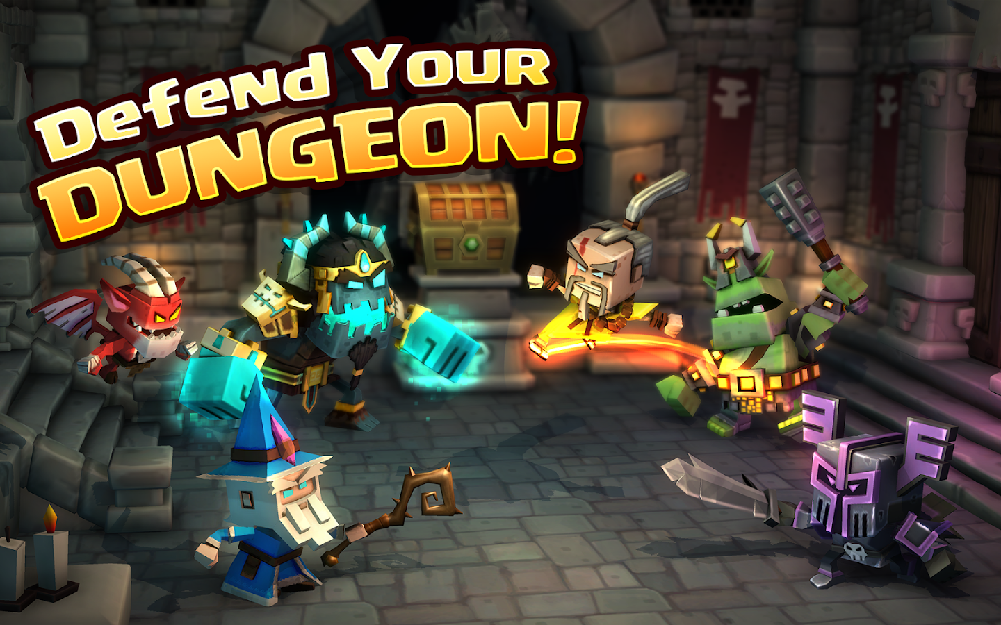 Dungeon Boss Screenshot 8