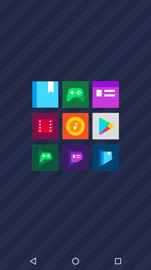 Rifon - Icon Pack Screenshot 9