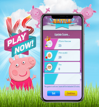 piano peppa apk screenshot