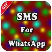 App Gif SMS For WhatsApp APK for Kindle
