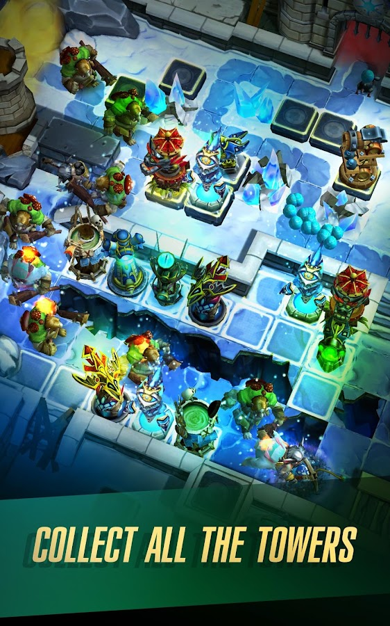 Defenders 2: Tower Defense CCG Screenshot 6