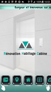 Rénovation Habillage Cabine - screenshot