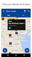 Screenshot of ALDI Ireland
