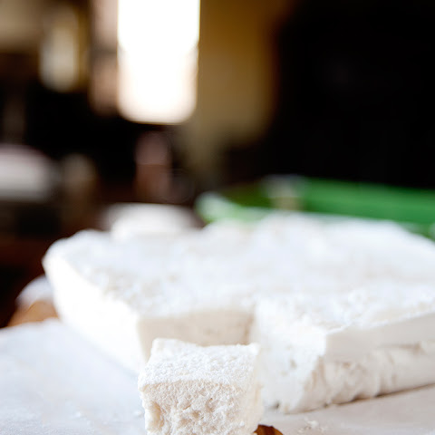 Homemade Marshmallows - No Corn Syrup