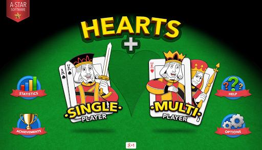 Hearts + - screenshot