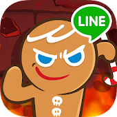 Game LINE Cookie Run 2.0.4 APK for iPhone