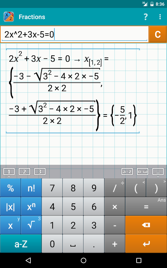 Fraction Calculator + Math PRO Screenshot 12