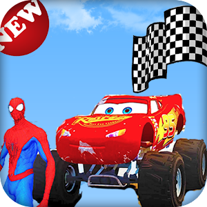 Download free Spider Car Race for PC on Windows and Mac
