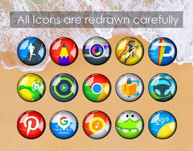 Candoy - Icon Pack Screenshot