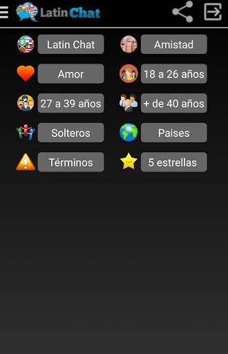 Latin Chat Messenger