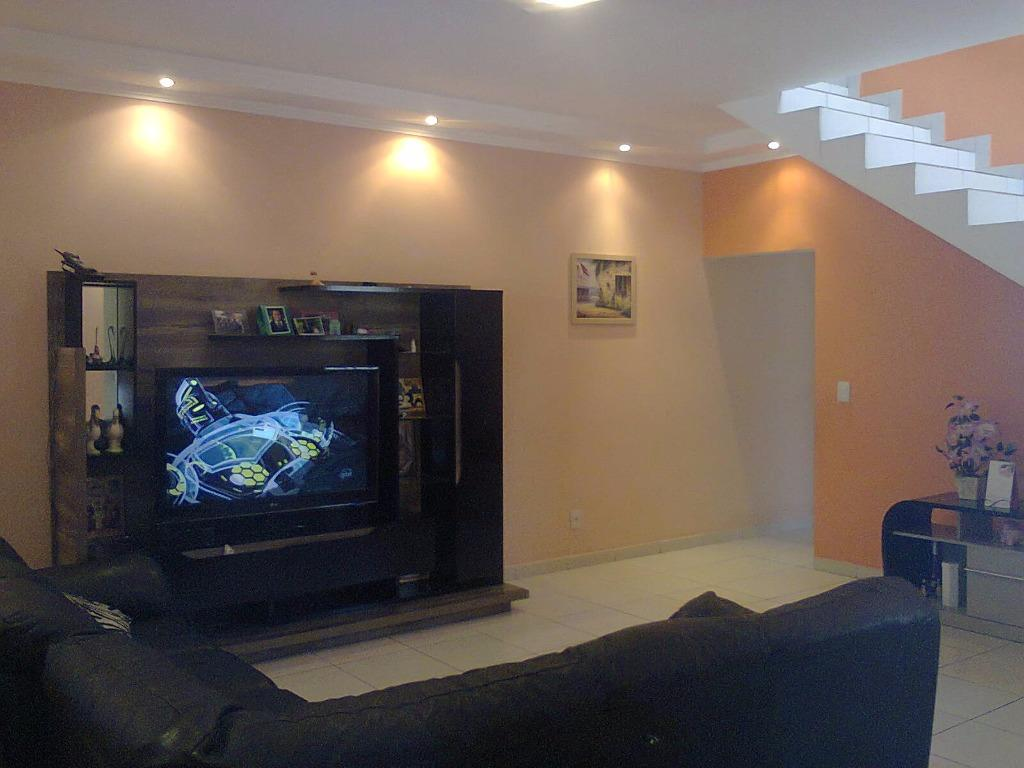 Casa / Sobrado à Venda - Villa Branca