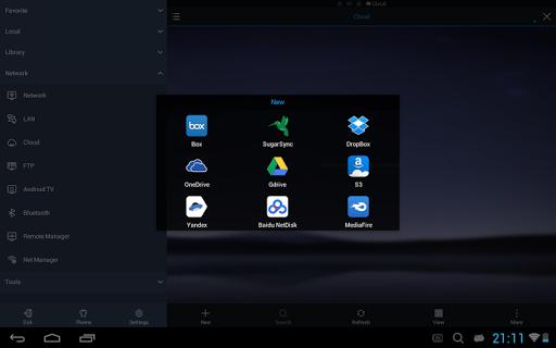 ES File Explorer/Manager PRO - screenshot