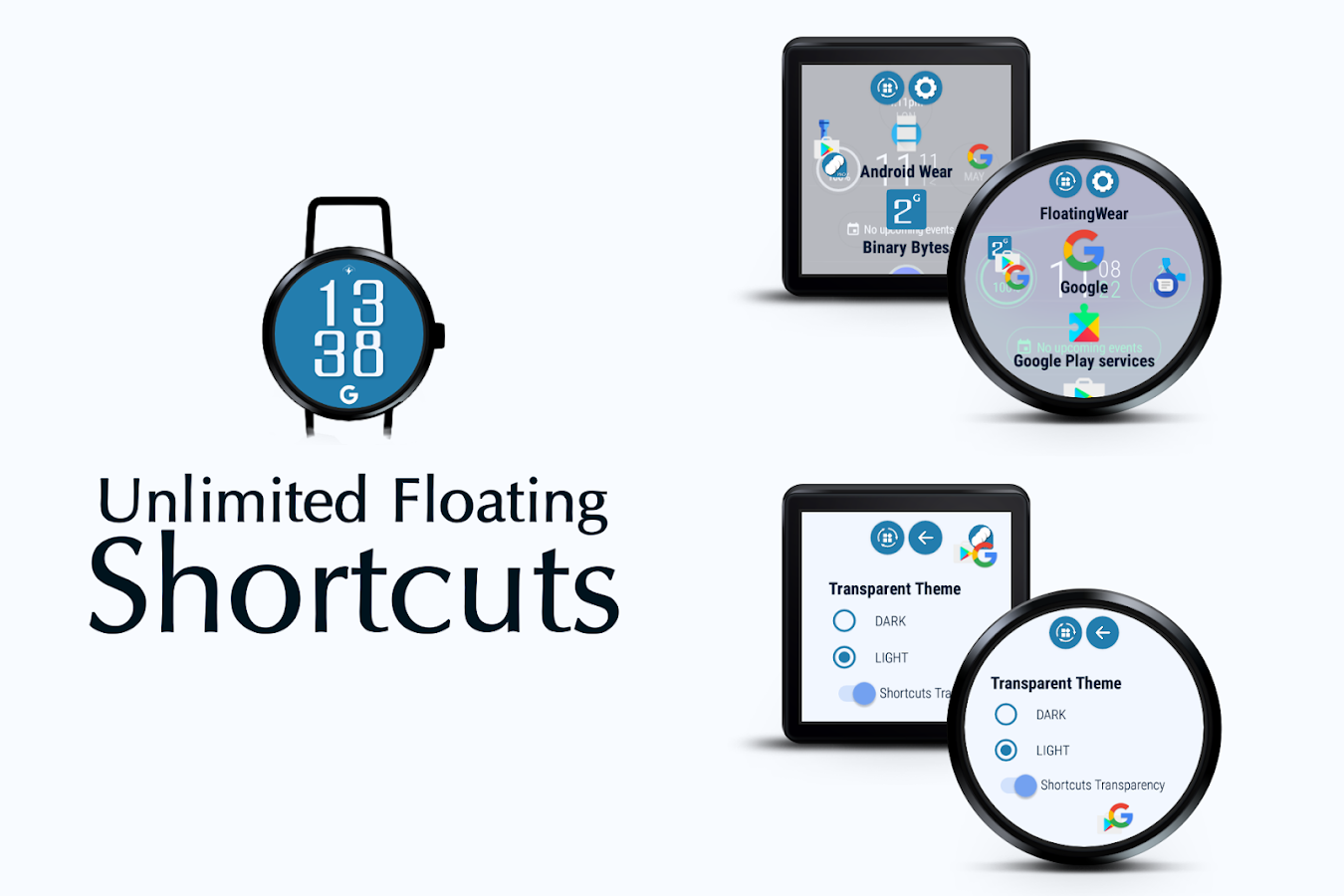 Floating Shortcuts ᴾᴿᴼ Screenshot 10