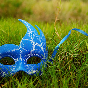 blue and green by Mohamad Hafizuddin - Artistic Objects Other Objects