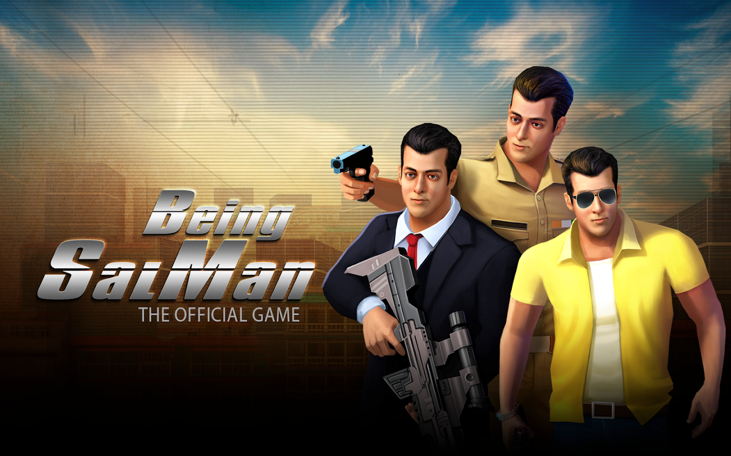 Being SalMan:The Official Game Screenshot 5