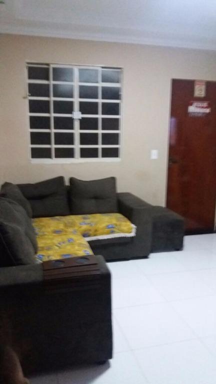 Apartamento residencial à venda, Parque das Laranjeiras, Ube