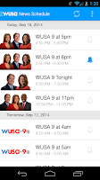 Screenshot of WUSA9