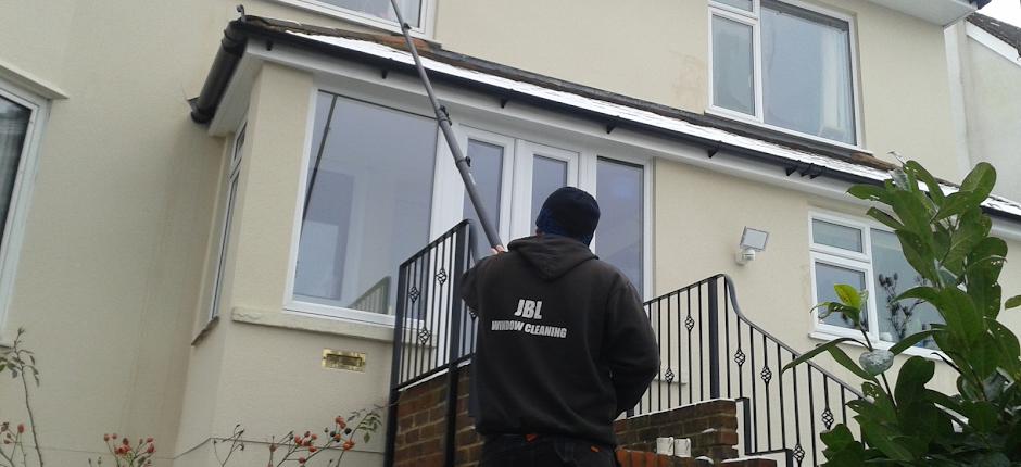 JBL Window Cleaning in Kent