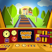 Simple Train Simulator
