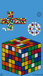 Rubik's Cube - screenshot