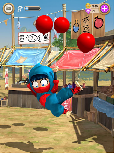 Clumsy Ninja screenshot 3