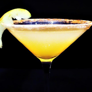 Butterscotch Apple Martini