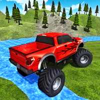 Monster Truck Driver 3D For PC (Windows And Mac)