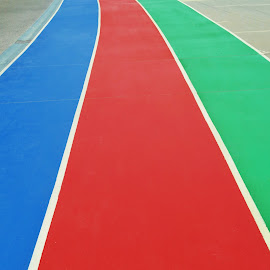 Running Track by Koh Chip Whye - Sports & Fitness Other Sports (  )