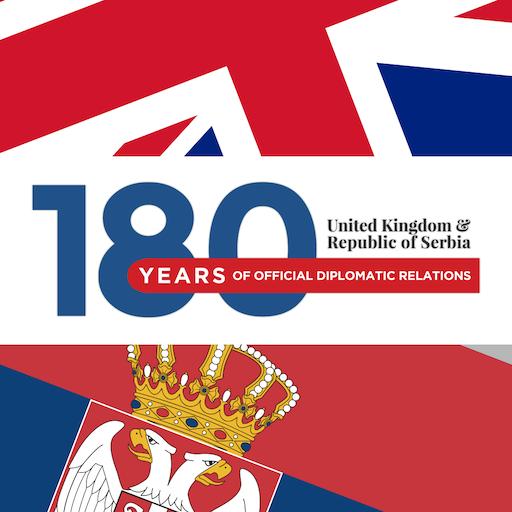 Android aplikacija 180 years UK - Serbia na Android Srbija