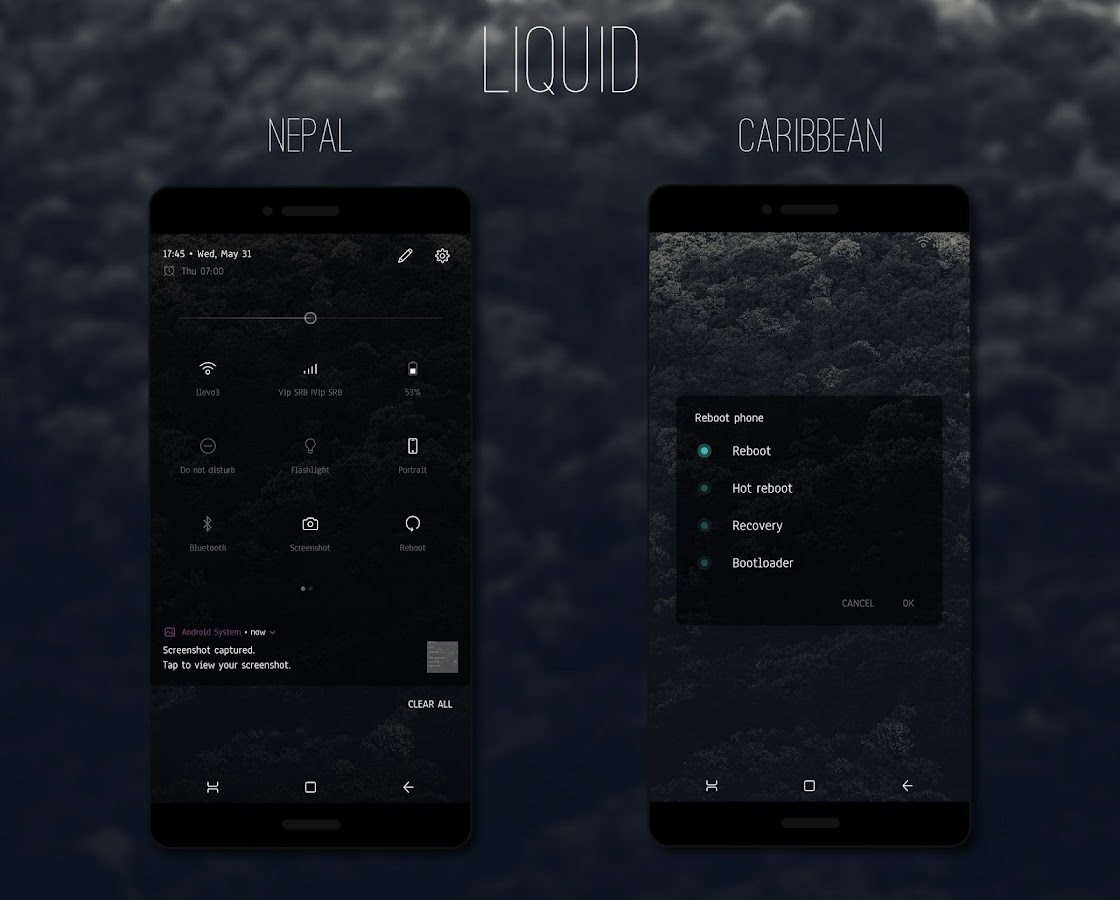 nineteen [substratum] Screenshot 5
