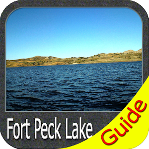 Fort Peck Lake GPS Fishing For PC / Windows 7/8/10 / Mac – Free Download