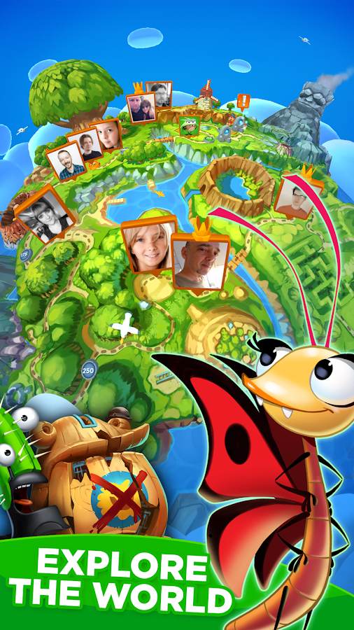 Best Fiends Forever Screenshot 1