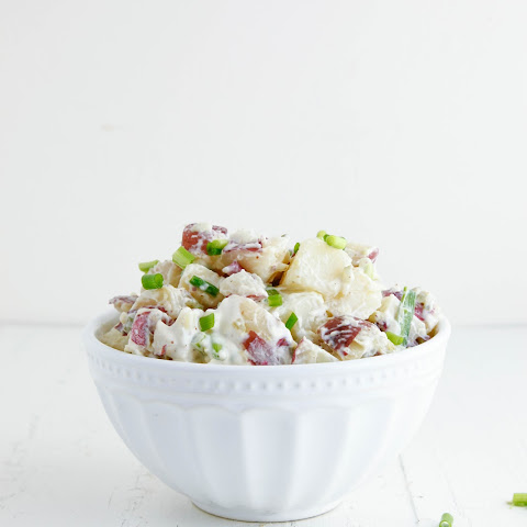 Dill pickle Red Potato Salad