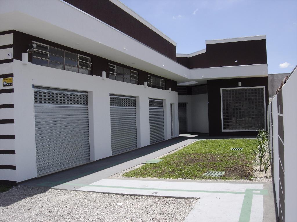 Barracão / Galpão Comercial em São José Dos Pinhais - PR