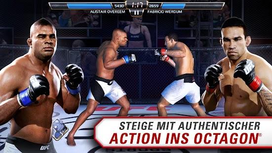 EA SPORTS™ UFC® – Miniaturansicht des Screenshots